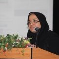 Dr. Nasrin Mosaffa, Professor At Tehran University